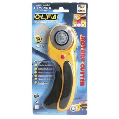 45mm로타리커터칼 RTY-2/DX (OLFA) 303477