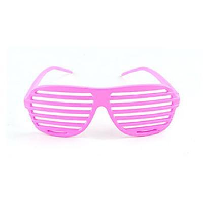 셔터쉐이드 안경 (핑크)
