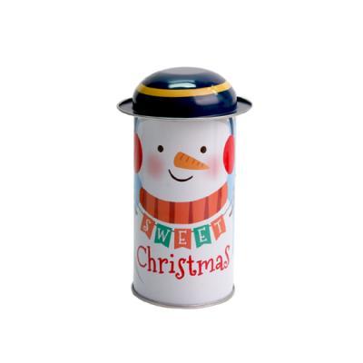 세트크리스마스모자틴(눈사람)