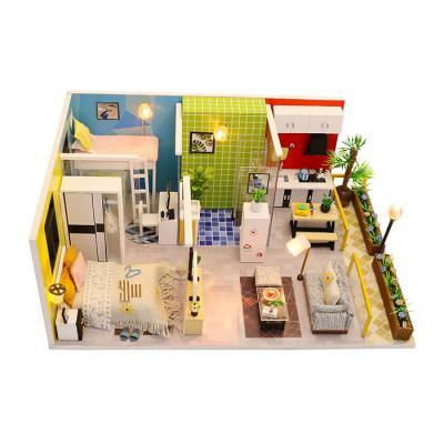 DIY 미니어처하우스 시그널 하우스