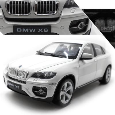 데코앤 1:18 웰리 BMW X6 미니카