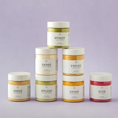 하루허브 서리태/새싹귀리 등 분말쉐이크 7종 1+1