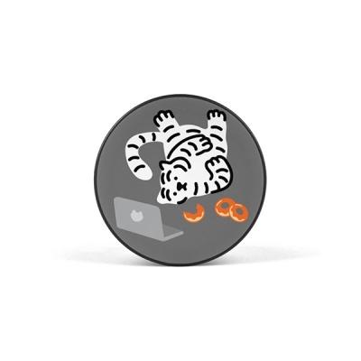 [무직타이거] 도넛 타이거 스마트톡