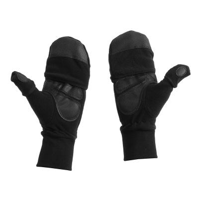 액티브 오픈형 벙어리장갑(XL)/ 겨울 남성 반장갑