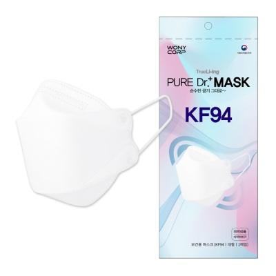 [트루리빙] KF94 대형마스크 TL-KF94S (50매입)
