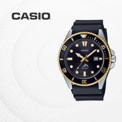 카시오 국내재고 다이버 손목시계 금새치 MDV-106G-1A