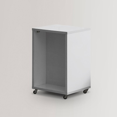 힐디 이동식 화장대 의자 (착불)