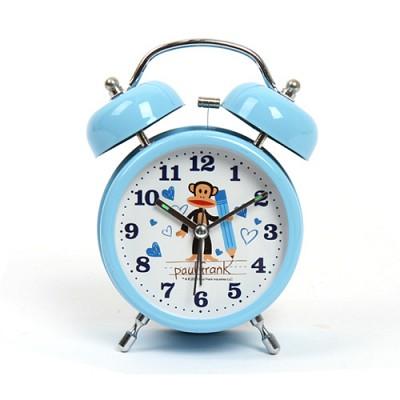 폴프랭크 열공 알람 탁상시계(블루)