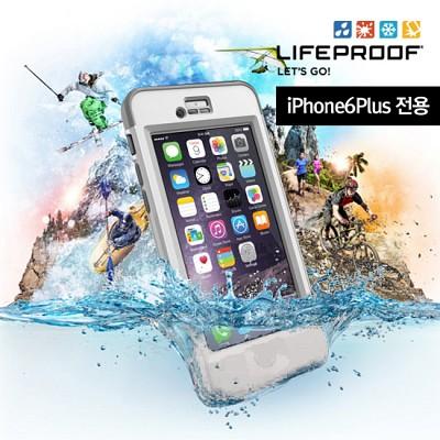 [라이프프루프] 방수케이스 액정 개방형 아이폰6플러스 케이스 Nuud 77-50372