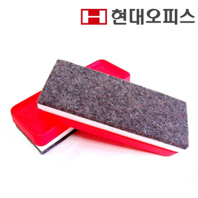 화이트보드 지우개(1갑 10개입) / 보드 소모품