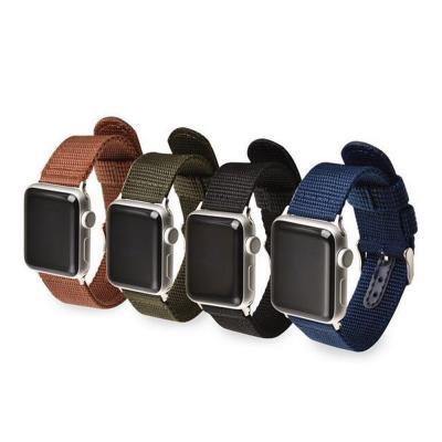 애플워치밴드 SE 6 5 4 3 2 1 스트랩 시계줄 나일론