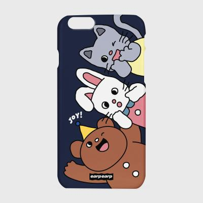 Animal friends-navy