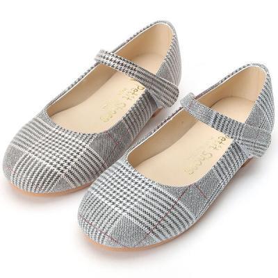 쁘띠 체크구두 160-210 유아 아동 키즈 구두 신발