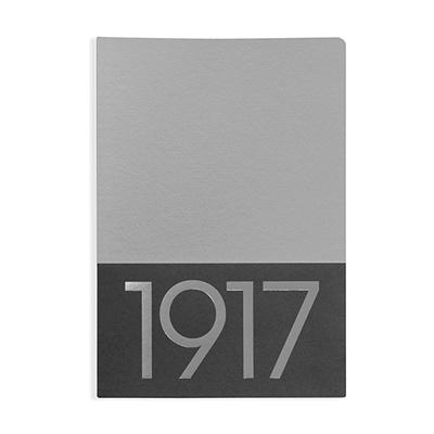 [한정판] 로이텀 100주년 JOTTBOOK 미디엄 SILVER 2-pack