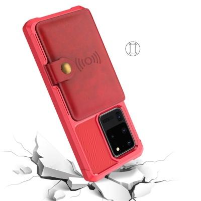 갤럭시S20 플러스 울트라 컬러 카드수납 지갑 케이스