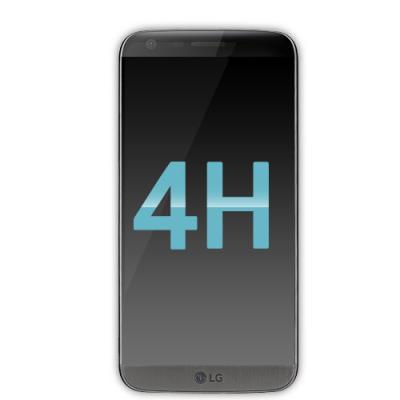 BEAT LG G5 4H하드코팅 액정보호필름 BLACK LABEL
