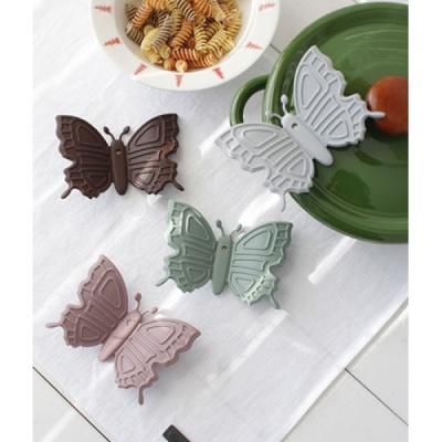 [2HOT] 파스텔 실리콘 나비 냄비손잡이 8P
