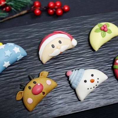 크리스마스 반달떡 만들기 베이킹 키트
