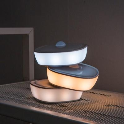 동작감지 센서등 / LED 센서등 램프 (주광색) LCEK123