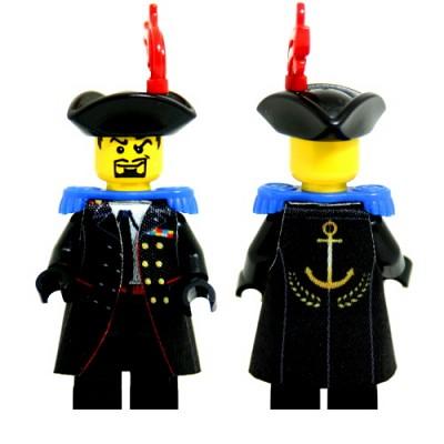 레고피규어의상 Leese Miniclothes M15 해군제복