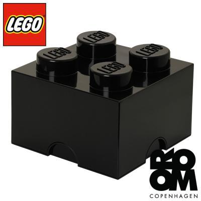 레고 블럭정리함4 블랙 40031733