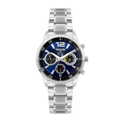 발칸335M 블루 남성 메탈손목시계
