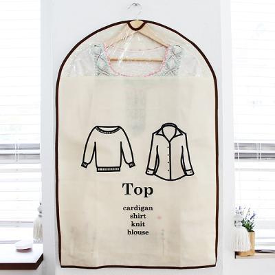 윈도우 옷 커버 3p 세트 - top
