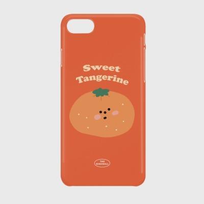 sweet tangerine 하드케이스