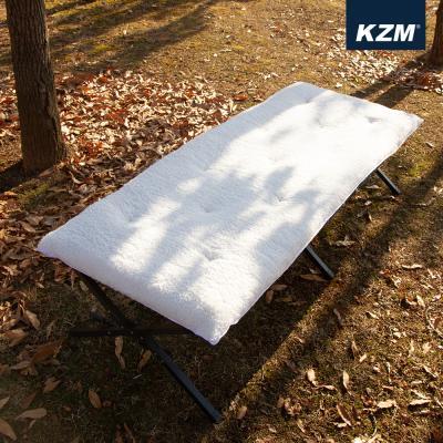 [카즈미] 코트 토퍼 (화이트) K20T1C008WHGH
