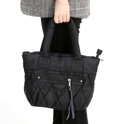[F/W] W-13 제르망 패딩 숄더백 여성가방
