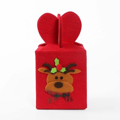 크리스마스소품 선물상자(루돌프)