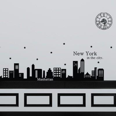 pm080-뉴욕인더시티시계(중형)