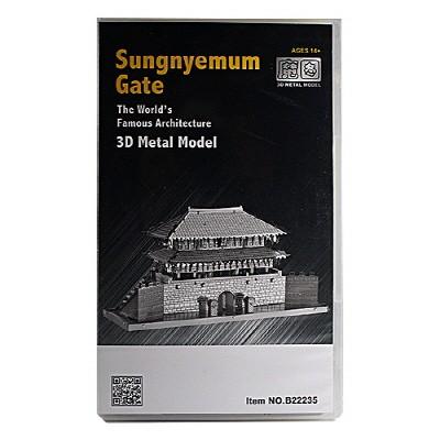 3D메탈웍스 숭례문 (3DM540173) B22235 금속조립키트