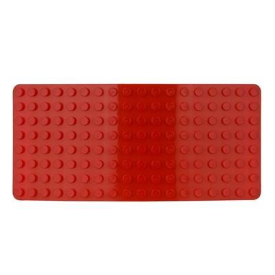 BRICKBRICK REGULAR       F-PLATE RED