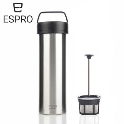 울트라라이트 커피 프레스 - Silver