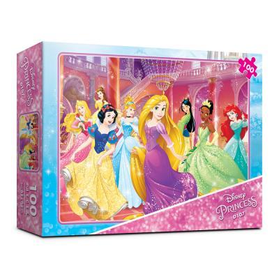 [Disney] 디즈니 프린세스 직소퍼즐(빅100피스/D107)
