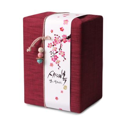 동백꽃 새해복 띠종이 (10개)