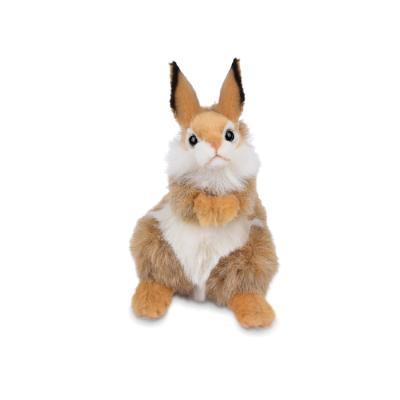 7449 토끼갈색 동물인형 24cm.H