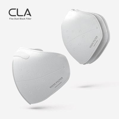 CLA 국내생산 교체형 MB 마스크 필터 입체형 10매