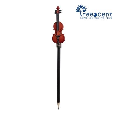 학생 선생님 선물 바이올린 비올라 네오디움 자석연필