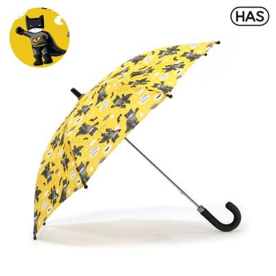 [HAS] 아동 우산_블랙 히어로