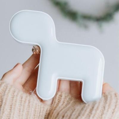 선물용 방울 강아지 LED 램프 무드등 생일 간접등