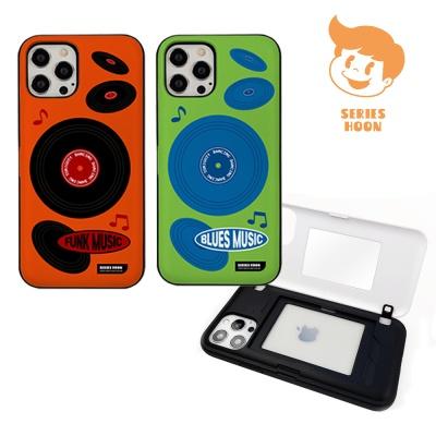 레코드 갤럭시 노트 20 10 플러스 범퍼 카드케이스