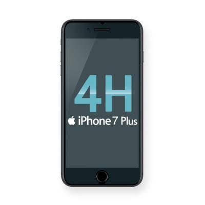 아이폰7 플러스 4H 하드코팅 고감도 고투명 보호필름