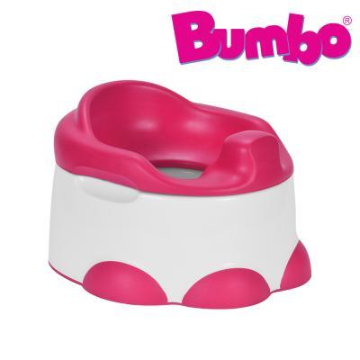 BUMBO 범보 변기의자 스텝앤포티 마젠타