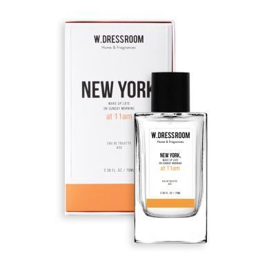 [W.DRESSROOM]퍼퓸 EDT #33 뉴욕 AT 11AM 70ml
