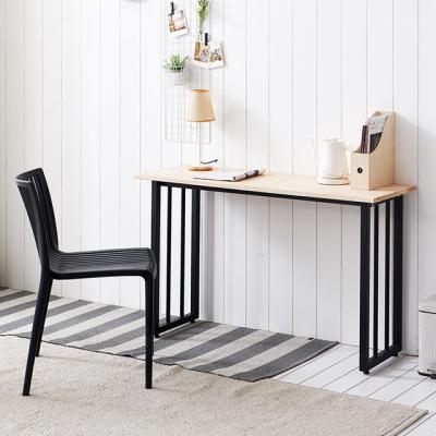 멜로 원목 1200 슬림책상 테이블