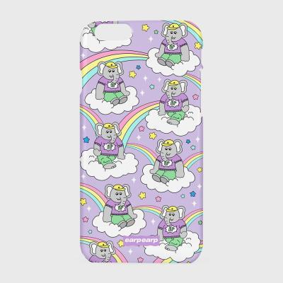 kkikki rainbow cloud-purple(하드/터프/슬라이드)