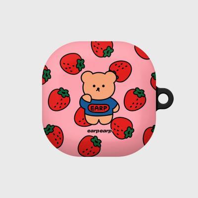Strawberry bear-pink(buds live hard)