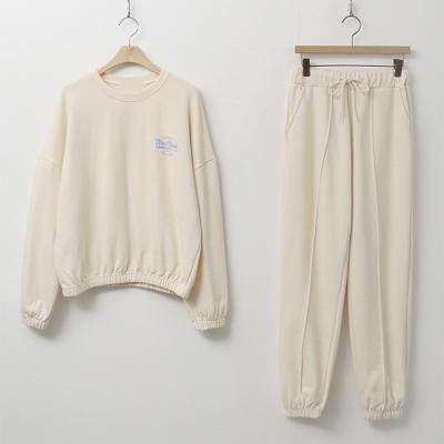 [Set] New York Sweatshirt + Jogger Pants